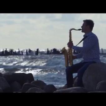 Saksofonistas Juozas Kuraitis Jūsų šventei !!! / Juozas Kuraitis / Darbų pavyzdys ID 671709