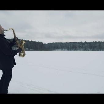 Saksofonistas Juozas Kuraitis Jūsų šventei !!! / Juozas Kuraitis / Darbų pavyzdys ID 671715