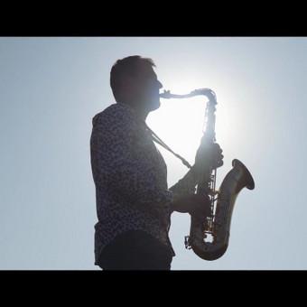 Saksofonistas Juozas Kuraitis Jūsų šventei !!! / Juozas Kuraitis / Darbų pavyzdys ID 671717