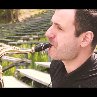 Saksofonistas Juozas Kuraitis Jūsų šventei !!! / Juozas Kuraitis / Darbų pavyzdys ID 671725