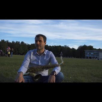 Saksofonistas Juozas Kuraitis Jūsų šventei !!! / Juozas Kuraitis / Darbų pavyzdys ID 671731