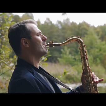 Saksofonistas Juozas Kuraitis Jūsų šventei !!! / Juozas Kuraitis / Darbų pavyzdys ID 671733
