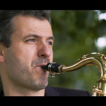 Saksofonistas Juozas Kuraitis Jūsų šventei !!! / Juozas Kuraitis / Darbų pavyzdys ID 671739