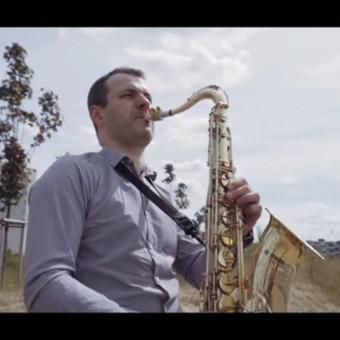 Saksofonistas Juozas Kuraitis Jūsų šventei !!! / Juozas Kuraitis / Darbų pavyzdys ID 671741