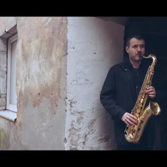 Saksofonistas Juozas Kuraitis Jūsų šventei !!! / Juozas Kuraitis / Darbų pavyzdys ID 671743
