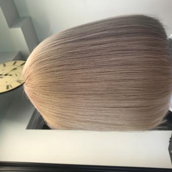 Kirpėjas, meistras, plaukų stilistas / Nijole Veliulė / Darbų pavyzdys ID 673189