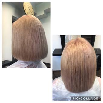 Kirpėjas, meistras, plaukų stilistas / Nijole Veliulė / Darbų pavyzdys ID 673191
