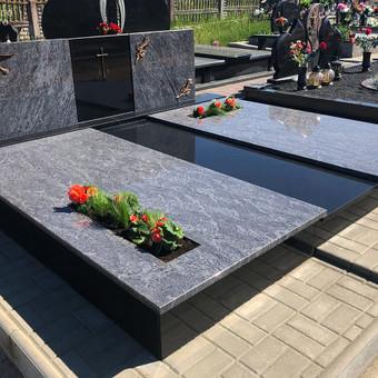 Paminklai, Antkapiai, Kapų tvarkymas Vilniuje-Gaminame Patys / Ernest Matijevski / Darbų pavyzdys ID 673585