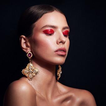 Stilinga verslo portreto ir mados fotografija / Karolina Vaitonytė / Darbų pavyzdys ID 674013