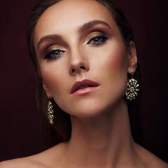 Stilinga verslo portreto ir mados fotografija / Karolina Vaitonytė / Darbų pavyzdys ID 674027