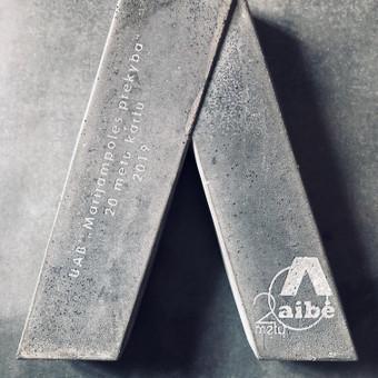 Prizai - Apdovanojimai- Skulptūra / Gediminas Pašvenskas / Darbų pavyzdys ID 674521