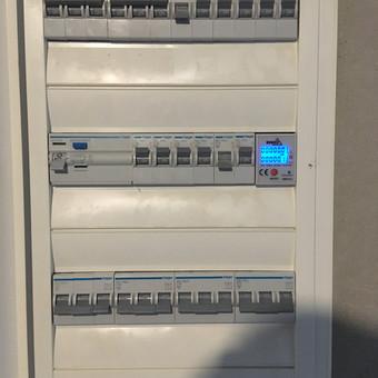 Elektros instaliacija, apsaugos ir vaizdo stebėjimo sistemos / Tomas / Darbų pavyzdys ID 674915