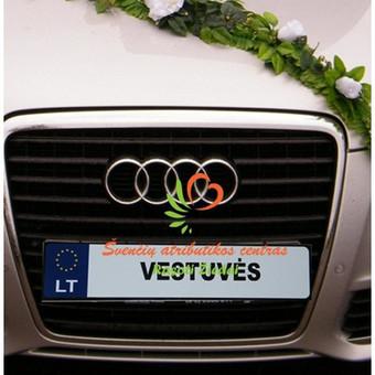 Visa vestuvių atributika rasotiziedai e-parduotuvėje, prekes pristatome visoje Lietuvoje per 3-is darbo dienas