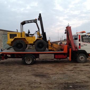 Technikos - krovinių pervežimai / Hempa Transportas / Darbų pavyzdys ID 87861