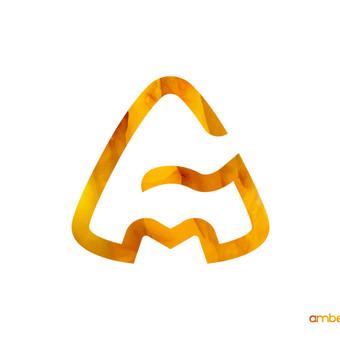 Amber Magic - gintaro dirbiniai / juvelyrika - with love for amber     Logotipų kūrimas - www.glogo.eu - logo creation.