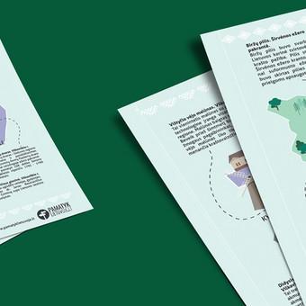 Grafinis dizainas   iliustracijos   maketavimas / Sandra Mališkaitė / Darbų pavyzdys ID 677403
