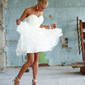 Individualus vestuvinių suknelių siuvimas / MJ Bridal Couture / Darbų pavyzdys ID 678589