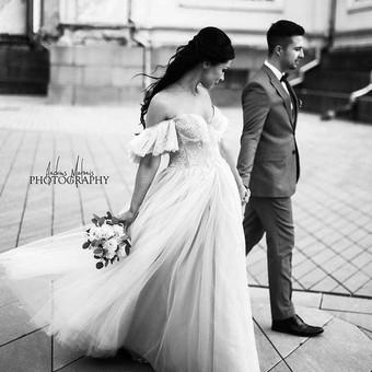 Individualus vestuvinių suknelių siuvimas / MJ Bridal Couture / Darbų pavyzdys ID 678601