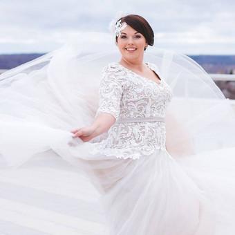 Individualus vestuvinių suknelių siuvimas / MJ Bridal Couture / Darbų pavyzdys ID 678607