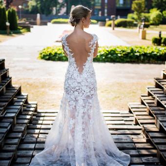 Individualus vestuvinių suknelių siuvimas / MJ Bridal Couture / Darbų pavyzdys ID 678611