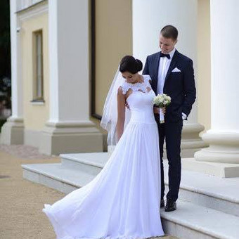 Individualus vestuvinių suknelių siuvimas / MJ Bridal Couture / Darbų pavyzdys ID 678615