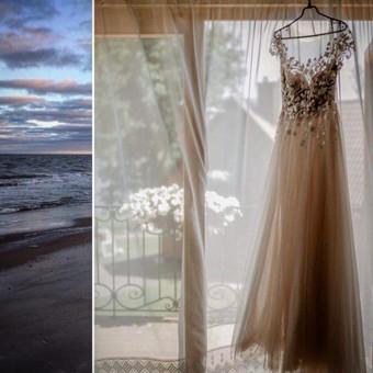 Individualus vestuvinių suknelių siuvimas / MJ Bridal Couture / Darbų pavyzdys ID 678623
