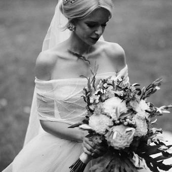 Individualus vestuvinių suknelių siuvimas / MJ Bridal Couture / Darbų pavyzdys ID 678637