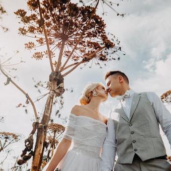 Individualus vestuvinių suknelių siuvimas / MJ Bridal Couture / Darbų pavyzdys ID 678639