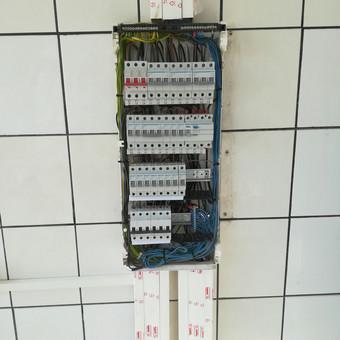 Elektrikas Vilniuje, Elektros darbai / Igoris / Darbų pavyzdys ID 679273