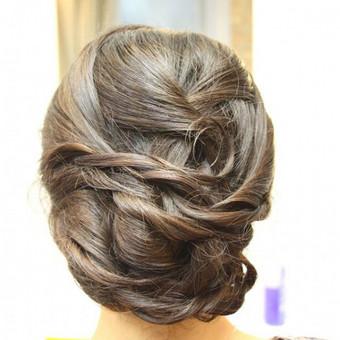 Kirpėjas, meistras, plaukų stilistas / Estetestyle Hairmakeup / Darbų pavyzdys ID 88242