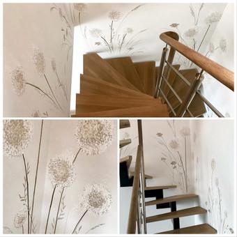Piešiniai ant sienų/sienų tapyba / Laura Jakutiene / Darbų pavyzdys ID 680873