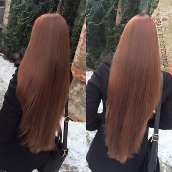 Kirpėjas, meistras, plaukų stilistas / Estetestyle Hairmakeup / Darbų pavyzdys ID 88241