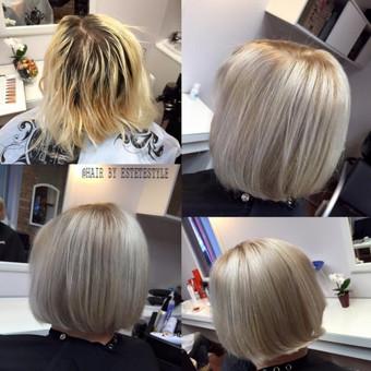Kirpėjas, meistras, plaukų stilistas / Estetestyle Hairmakeup / Darbų pavyzdys ID 88244