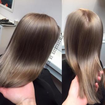 Kirpėjas, meistras, plaukų stilistas / Estetestyle Hairmakeup / Darbų pavyzdys ID 88245