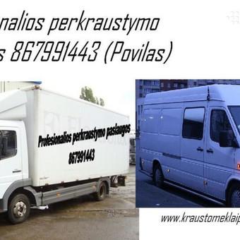 Krovinių pervežimas Klaipėdoje 867991443
