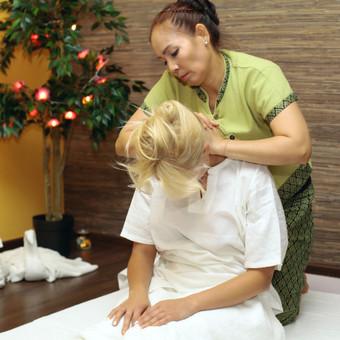 Tradicinis Tailandietiškas masažas ReflexPoint / ReflexPoint / Darbų pavyzdys ID 681393