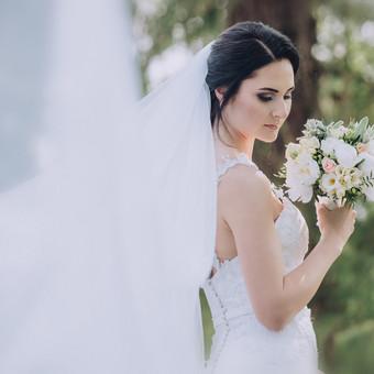 Priimu registracijas 2020 metų vestuvių sezonui! / Snieguolė / Darbų pavyzdys ID 681905