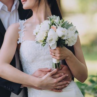 Priimu registracijas 2020 metų vestuvių sezonui! / Snieguolė / Darbų pavyzdys ID 681913