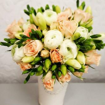 Floristas, gėlių salonas / Vilma / Darbų pavyzdys ID 88428
