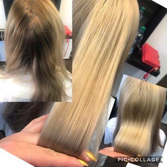 Kirpėjas, meistras, plaukų stilistas / Nijole Veliulė / Darbų pavyzdys ID 683261