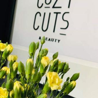 Cozy Cuts & Beauty– edukacinė grožio erdvė šeimai.