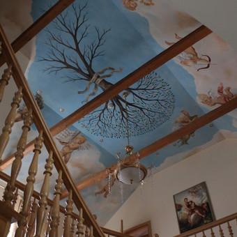 Sienų dekoravimas / Andrius Tarasevičius / Darbų pavyzdys ID 686423