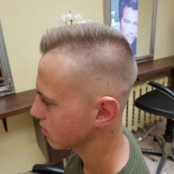 Modeliniai kirpimai, plaukų dažymas, ilgal.plaukų tiesinimas / Grožio Salonas/Kirpykla / Darbų pavyzdys ID 686593