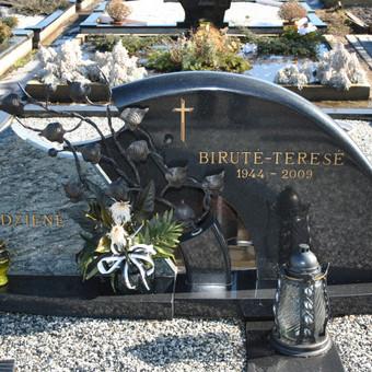 Paminklai, antkapiai, paminklų gamyba / Arvydas Ivanauskas / Darbų pavyzdys ID 686637