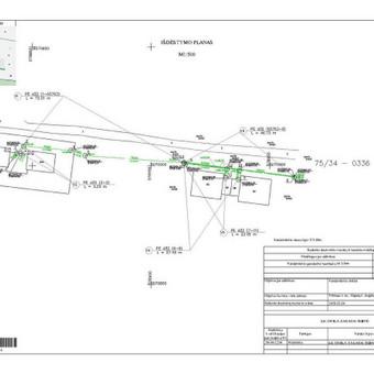 Inžinerinių tinklų bylos formavimas ir deklaracijos pildymas