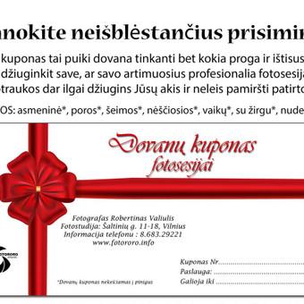 Fotografas Vilniuje ir visoje Lietuvoje / Robertinas / Darbų pavyzdys ID 687443