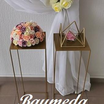 Šventinių dekoracijų nuoma ir gamyba / BAUMEDA / Darbų pavyzdys ID 687731