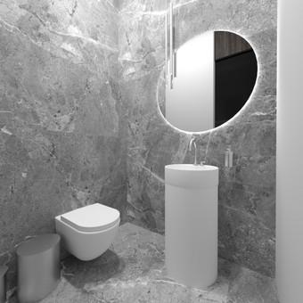 Casa-nova interjero dizainas ir projektavimas / Casa-nova Interjero dizainas / Darbų pavyzdys ID 688337