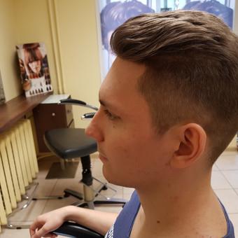 Modeliniai kirpimai, plaukų dažymas, ilgal.plaukų tiesinimas / Grožio Salonas/Kirpykla / Darbų pavyzdys ID 689261