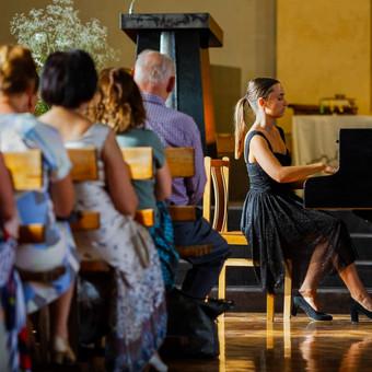 Profesionali pianistė, atlikėja, muzikos mokytoja / Evelina Kuprytė / Darbų pavyzdys ID 689711